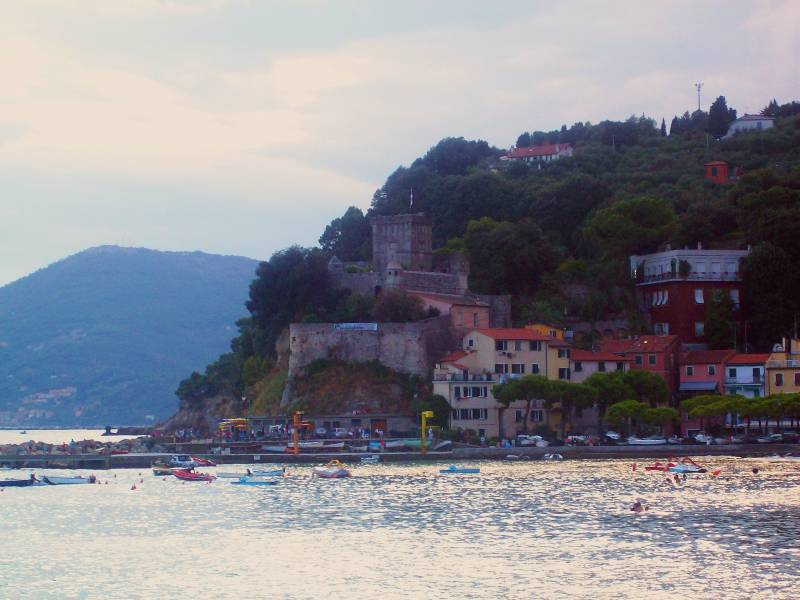 The castles of Lerici