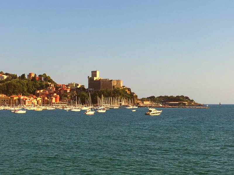Appartaments de vacances à Lerici