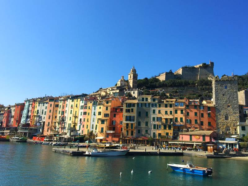 Bed & Breakfast a Portovenere