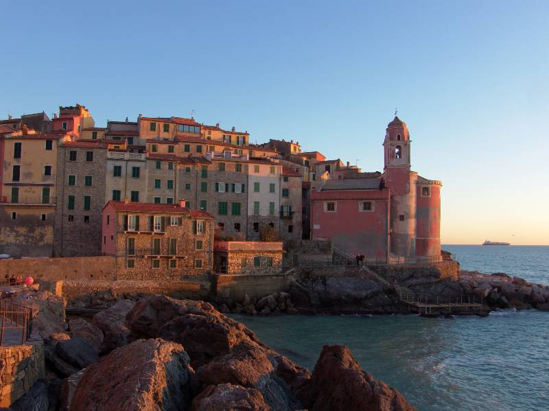Villages of Lerici