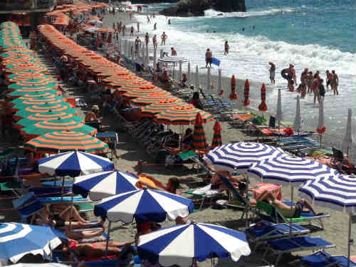Beach resorts La Spezia